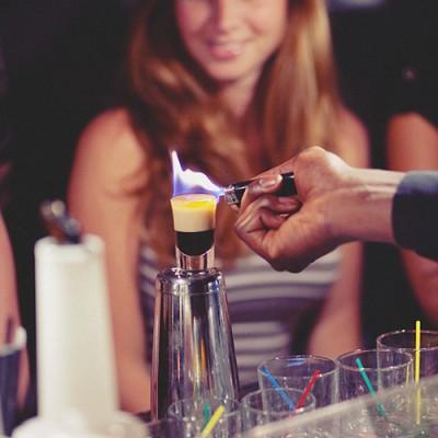 Cocktail workshop Rotterdam